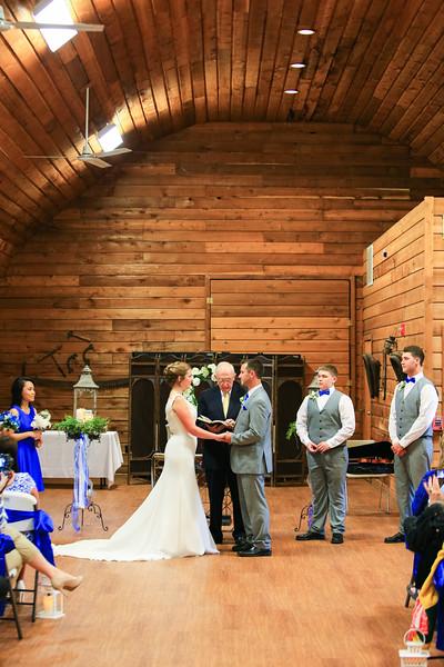 Ceremony - Prayers & Vows