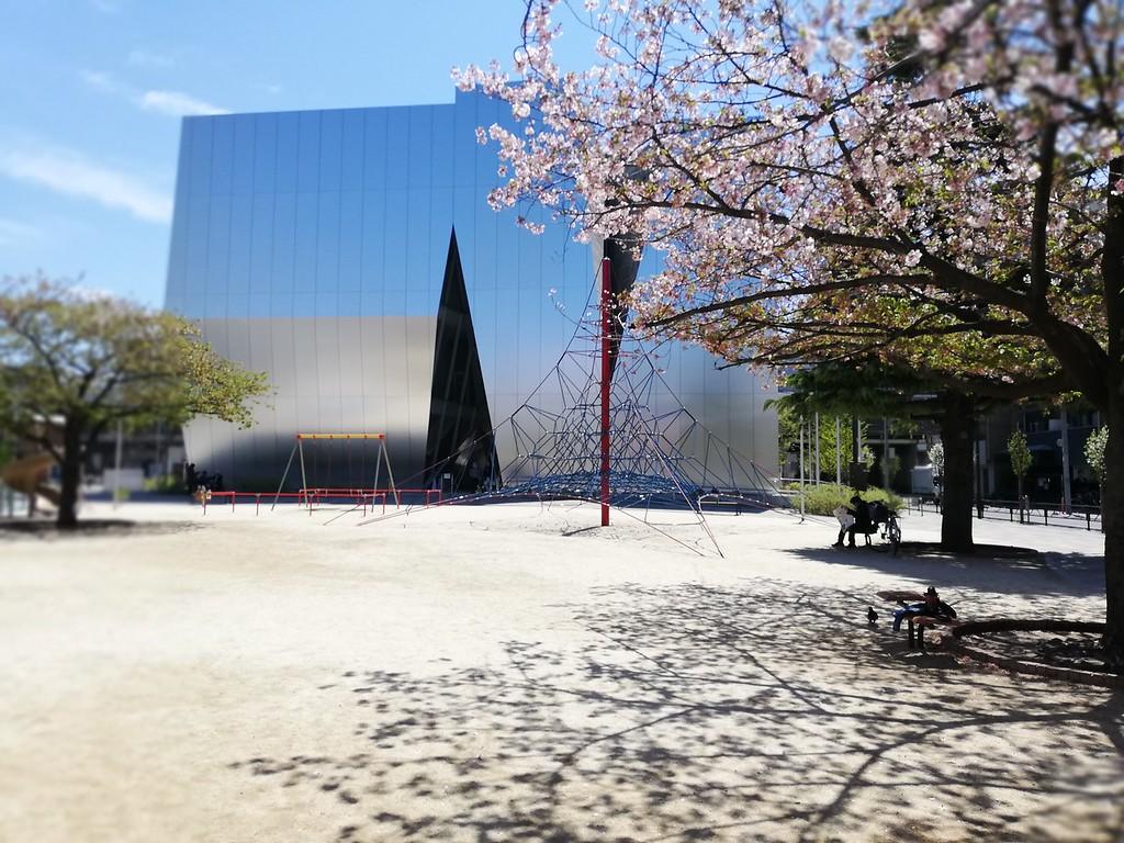 Sumida Hokusai Museum exterior