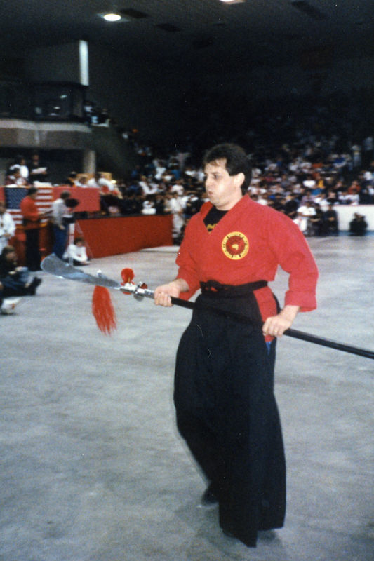 1987 02 - Martial Arts Tournament in Boston