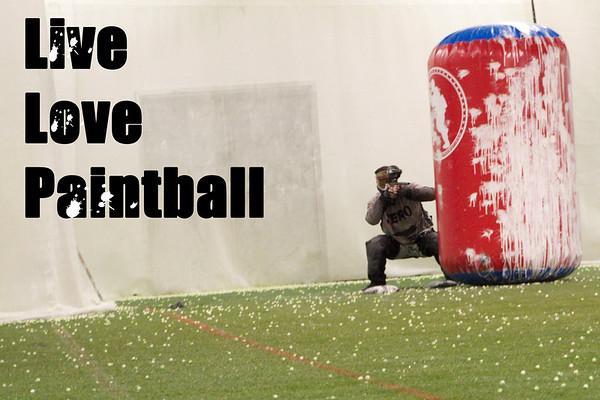 Paintball Shots