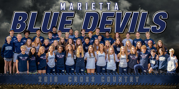 2018 MHS Cross Country