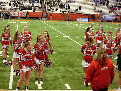 VG Cheering @ Dome