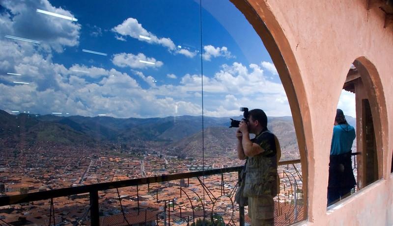reflections of cusco