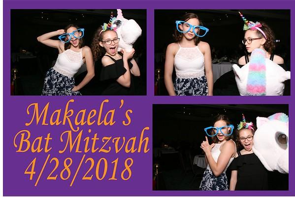 Makaela's Bat Mitzvah