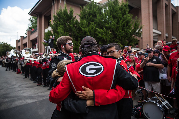 UGA Redcoat Band