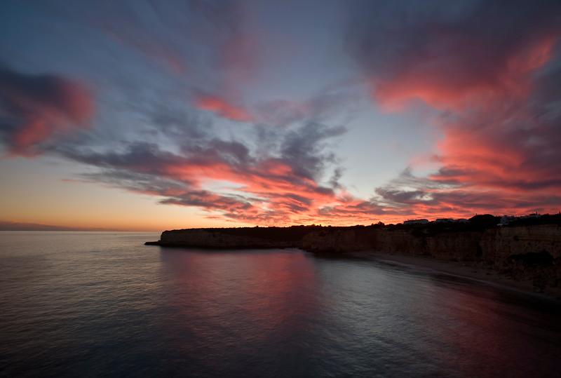 Nossa Senhora da Rocha beach, town of Porches, municipality of Lagoa, district of Faro, region of Algarve, Portugal
