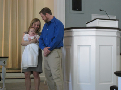 Callie's Baptism 5-20-12