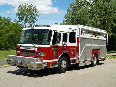 Rochelle Park, NJ - Rescue 1