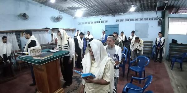 Rosh Hashanah, 2018 - Armenia, El Salvador