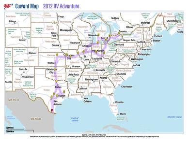 Travel 2012