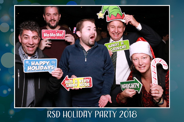 12-11-18 RSD Holiday Party