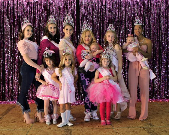 Miss Pink Out Pageant 10-12-19