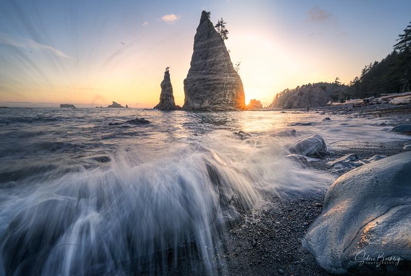 Seascapes at Rialto II