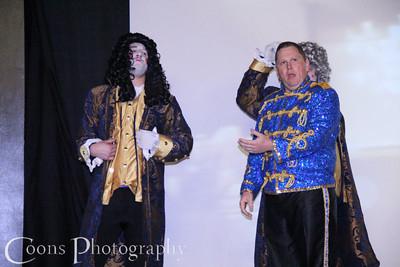 Mark Shurman & Scotty Slade vsThe Purists vs The After Party vs Team CK vs The Monarchy