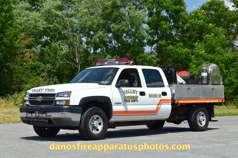 VALLEY TWP. FIRE DEPT