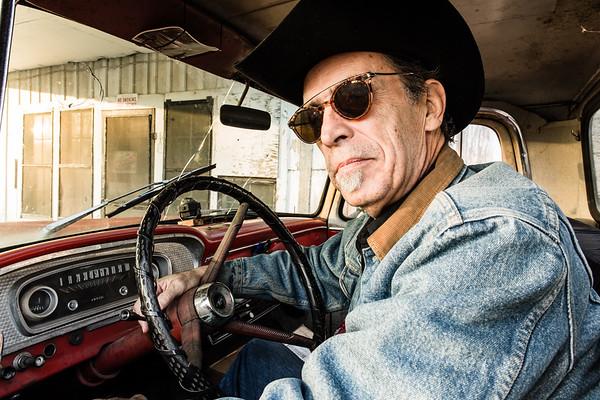 Stephen Dean - Pickup Man
