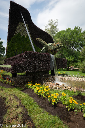 Mosaicultures 2013 Montreal