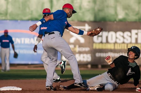 June 17, 2013 - Baseball - Roadrunners vs. Whitewings