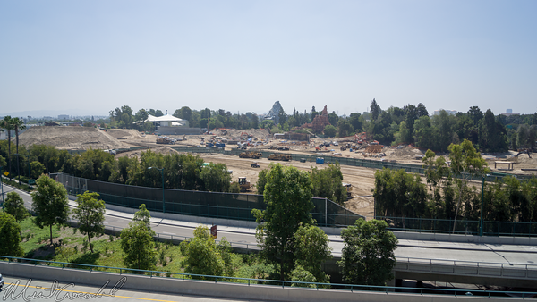 Disneyland Resort, Disneyland, Frontierland, River, Rivers, America, Star Wars Land, Star, Wars, Land, Construction, Mickey, Friends, Parking, Structure