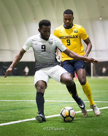 OU Men's Soccer vs. Michigan 3/23/2019