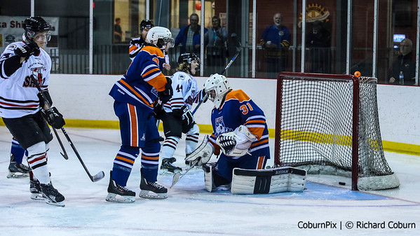 2016-10-07 Shield vs Orangeville Ice Crushers