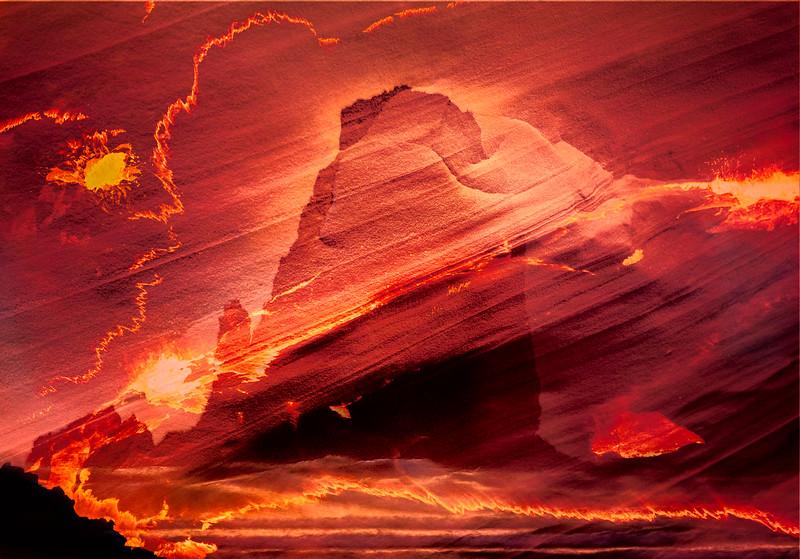 lava Seastack