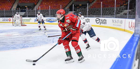 Scandinavium Cup match 18 Semifinal 2 2018-12-29: Frölunda HC - Linköping HC