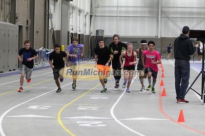 2 Mile - January 3, 2014 MITS Meet at Macomb CC