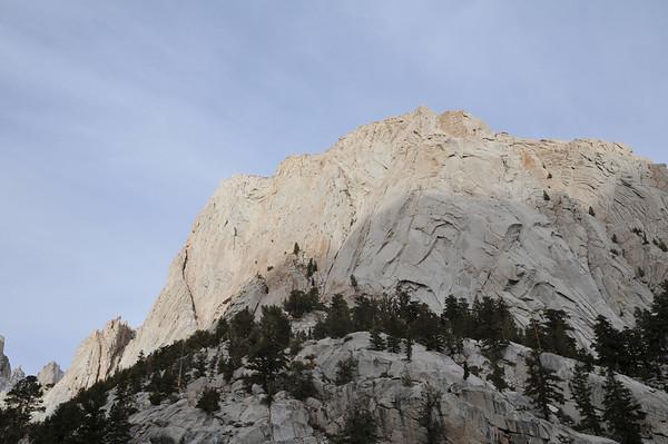 Thor Peak - Stemwinder October 29, 2010
