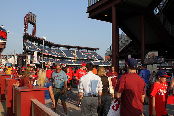 Phillies Game at Citizen's Park