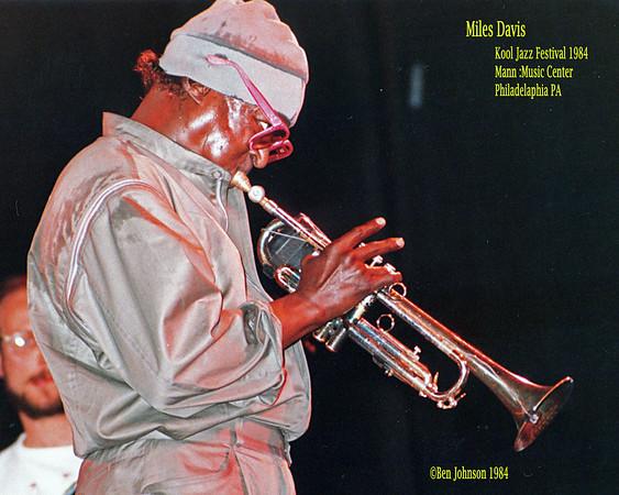 Kool Jazz Festival Philadelphia 1983