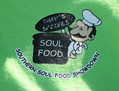 Soul Food Cook Up 2012