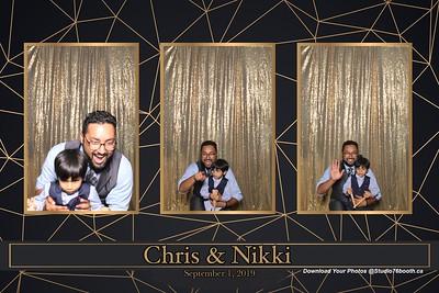 Chris & Nikki