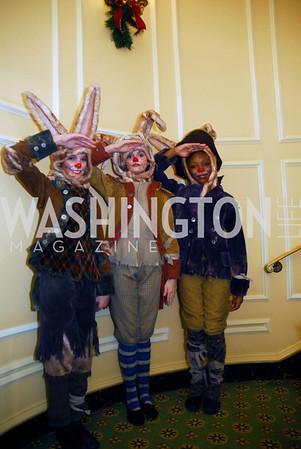Washington Ballet Nutcracker Tea 2011