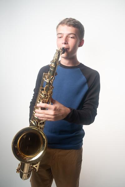 Seniors - Isaac Ostdiek