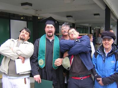 UVM Graduation 2005