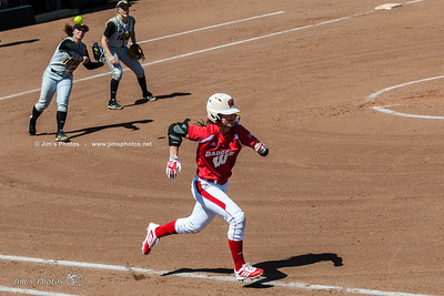 UW Sports - Women's Softball Game 2 - April 11, 2015