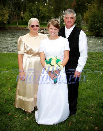 Stutzman-Miller Wedding - Family