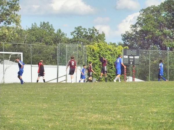 JV Soccer vs STAB