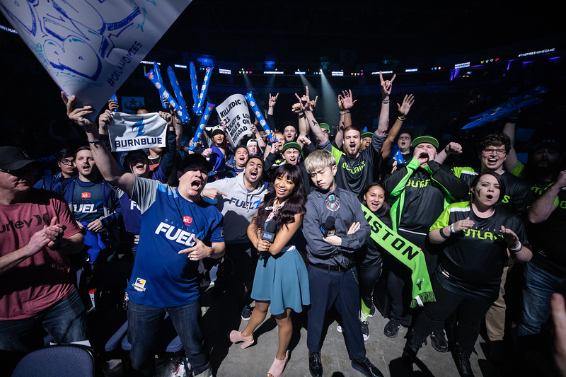 2019-04-28 - Overwatch League 2019 / Photo: Robert Paul for Blizzard Entertainment