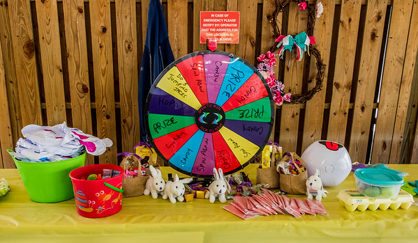 Fairfield Harbour Easter Egg Hunt, April 20, 2019