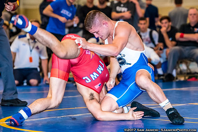 57 - Welch def Terao - Freestyle Finals - 2017 University Nationals