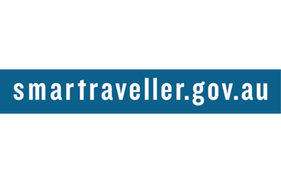 Smartraveller logo (photo credit: JWT/DFAT)