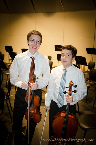 Young Musicians 2012
