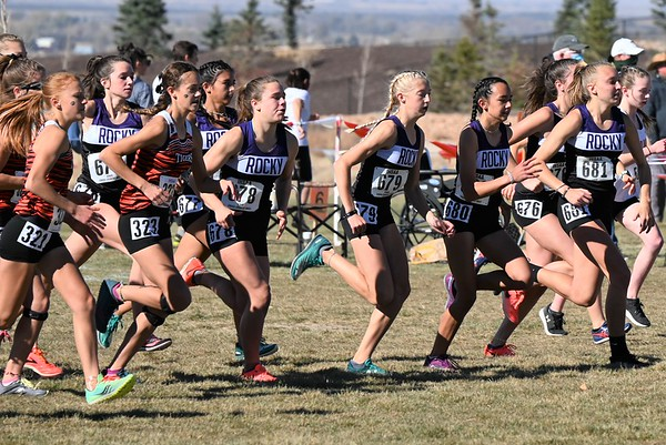 Rock Mountain XC State Finals 2020
