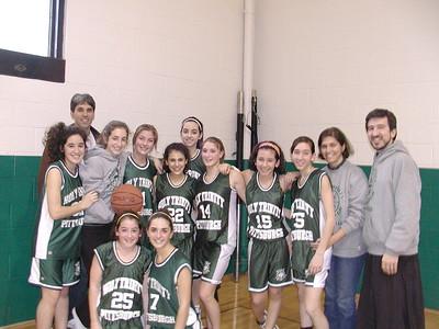 GOYA Basketball Tournament Cleveland - January 13, 2007