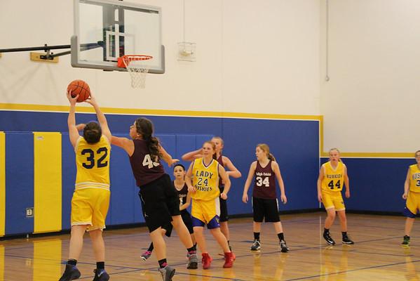 12/2 JH Girls Basketball