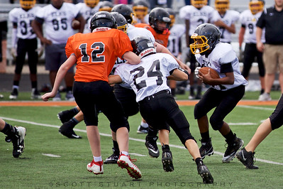 7th Grade Beavercreek vs Centerville