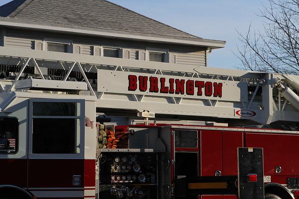 """West Burlington  Iowa Fire Department LODD Funeral For Firefighter Jim """"Franco """" Franciskovich"""