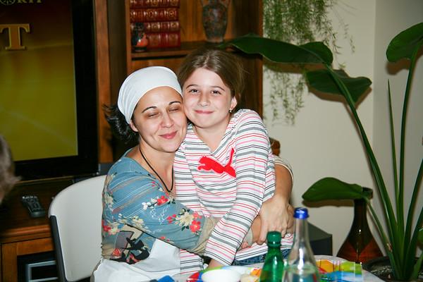 Cristina's Birthday - Octomber 13, 2009